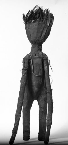 Senufo Kafigeledjo (Oracle Figure), Ivory Coast