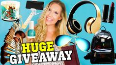 HUGE 40K GIVEAWAY 2016! Sephora Makeup Summer Holiday! OPEN…