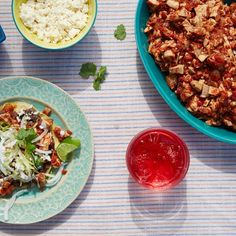 ... on Pinterest | Tostadas, Green Chili Chicken and Skirt Steak Tacos