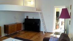 Mieszkanie pod wynajem cz. 5 - Salon - e-tui