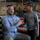 "Austin Dillon and Jordan Wade tell 'NASCAR Race Hub' the story behind the lucky penny. #Nascar #StockCarRacing #Racing #News #MotorSport >> More news at >>> <a href=""http://stockcarracing.co"">StockCarRacing.co</a> <<<"