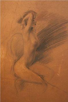 Nude - Giovanni Boldini