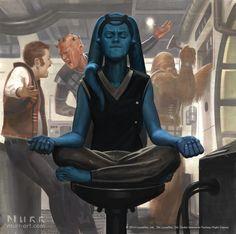 Inner Peace is Overrated by JakeMurray.deviantart.com on @DeviantArt