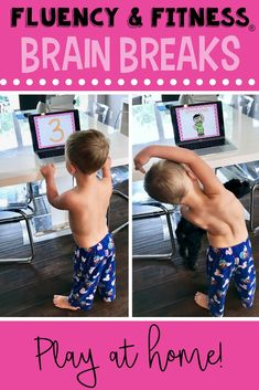 Fluency and Fitness®️️ is a great brain break to help your students get some movement in, while practicing their numbers! Great for homeschool, preschool, and pre-K! This bundle includes 6 slideshows to help your students learn numbers to 0-1000 quickly as well as number words. Each slideshow has a variety of activities for students to do! Click through to learn more! Number Sense Activities, Movement Activities, Kindergarten Literacy, Preschool Math, Literacy Centers, Opening A Daycare, Fun Brain, Kids Moves, Number Words