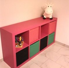 How to repaint an IKEA Expedit Bookcase