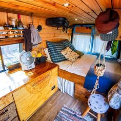 """3,341 Likes, 30 Comments - Living Big In A Tiny House (@livingbiginatinyhouse) on Instagram: """"If you're looking for a super compact #tinyhouse to #travel and live on the road, it's hard to beat…"""""""