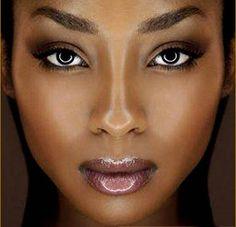 Just beautiful natural make up for dark skin tones Makeup Trends, Makeup Tips, Beauty Makeup, Eye Makeup, Hair Makeup, Makeup Contouring, Makeup Ideas, Makeup Products, Glam Makeup