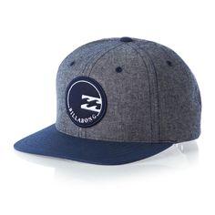 330f3da2526 Billabong Caps - Billabong Shelford Cap - Navy