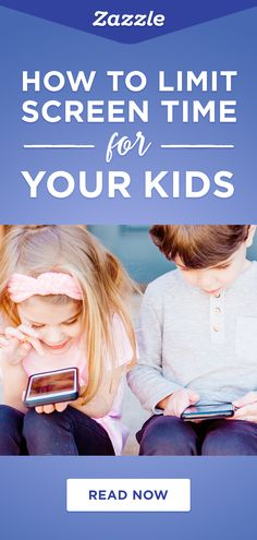 Spending excessive time in front of a screen can be detrimental. Here's how to limit screen time so kids can enjoy more quality time doing things that benefit them.