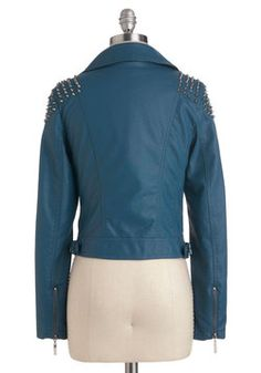 Midnight Ride Jacket, #ModCloth