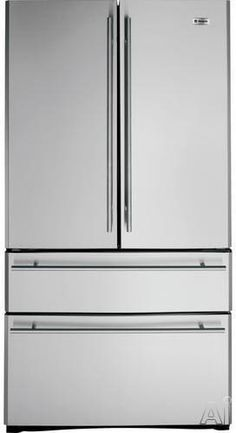 Monogram ZFGB21HZSS 20.6 Cu. Ft. Counter Depth French Door Refrigerator  With Spill Proof