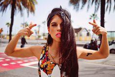 Street style - swedish blogger Caroline Roxy Love her style