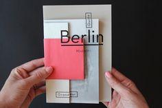 Fragments d'un voyage on Editorial Design Served