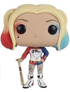 Funko Pop! película: Escuadrón Suicida (Suicide Squad) - Harley Quinn Figura…