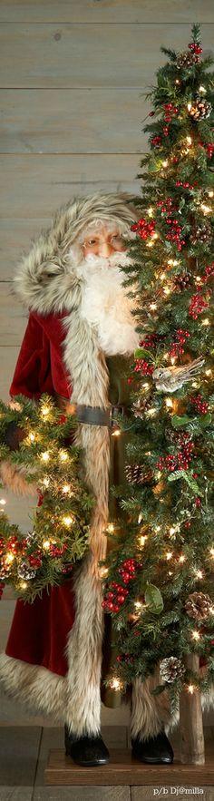 Santa and Christmas Tree                                                                                                                                                                                 More