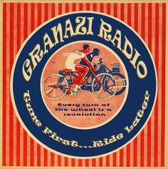 Granazi Radio Logo