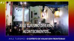 #2 AYLE TURISMO DIVERSOS ACONTECIMENTOS