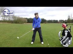 Golf Drill - Swing On Plane In The Backswing Golf Swing Analysis, Golf Tips Driving, Golf Putting Tips, Golf Training Aids, Golf Practice, Chipping Tips, Club Face, Golf Instruction, Golf Exercises