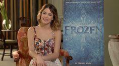Martina Stoessel pone su voz en 'Frozen'