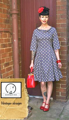 The Polly dress is seriously cute
