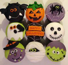 Halloween cupcakes - - #cupcakes