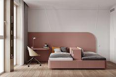 Room Interior, Home Interior Design, Interior Architecture, 3d Max Vray, Kids Bedroom Designs, 3d Models, Condo, Furniture Design, Decoration
