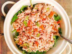 No-mayo tuna salad recipe. #paleo #cleaneating #glutenfree #grainfree #dairyfree