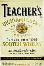 whisky labels -