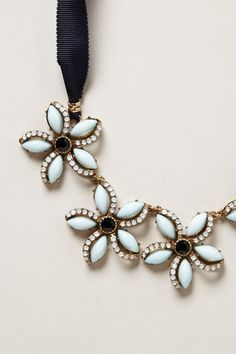 Edith Bloomspin Necklace - Anthropologie.com