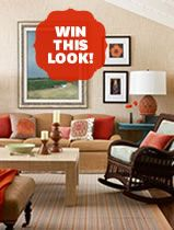 WIN This look! I just pinned my favorite inspiration room from the Better Homes and Gardens Shopping Guide Sweepstakes!