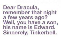 Dear Dracula..