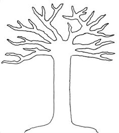 printable tree template | Update: The Giving Thanks Tree Template Now Available | The JumpStart ...