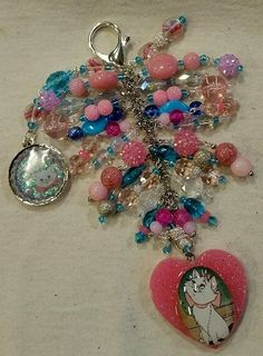 Marie Purse Charm   ~ available at https://www.etsy.com/shop/magic365