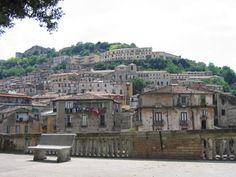 Historic Cocenza, Italy