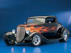 images of hot rod cars Ford Motor Company, Classic Hot Rod, Classic Cars, Hot Wheels, Hot Rods, Hot Rod Autos, Vintage Cars, Antique Cars, California Kids