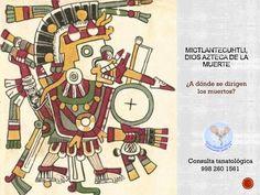 ¿A dónde van los muertos? Los antiguos mexicanos creían que las almas de los muertos seguían un rumbo determinado de acuerdo al tipo de muerte... http://www.renacercancun.com/blog/