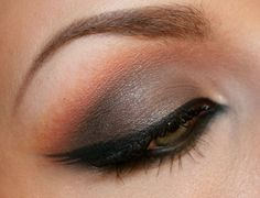 Check out our favorite Brown cateye inspired makeup look. Embrace your cosmetic addition at MakeupGeek.com!