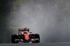 Hungarian GP saturday