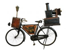 Bicicleta bike My kinda bike! Tweed Ride, Bike Mtb, Cargo Bike, Steampunk Bicycle, Vintage Decor, Vintage Cars, Old Bikes, Cycling Art, Cool Bicycles