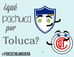 ¿qué Pachuca por Toluca?