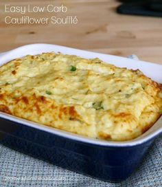 The BEST Low-Carb and Gluten-Free Thanksgiving Side Dish Recipes found on KalynsKitchen.com