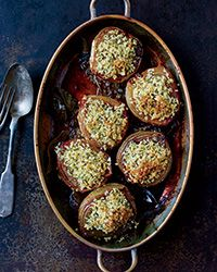 These simple, incredibly flavorful onions from chef Nancy Silverton are baked in the oven until they're falling-apart tender. Fennel seeds punch up the crispy breadcrumb topping.  Slideshow: More Onion Recipes