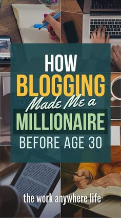 Income Report: How Blogging Made Me a Millionaire Before Age 30