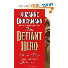 Suzanne Brockmann....all of her books are fantastic.  A wonderful storyline, with a great romance.