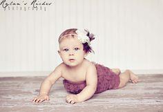 6 month pose