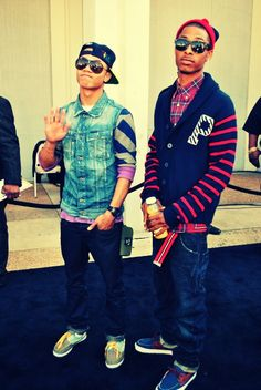 Cute Boys with Swag and Snapbacks | boys, dope, fashion, glasses, guys with swag - inspiring picture on ... New Boyz