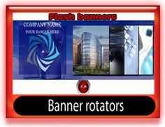 Banner rotators templates