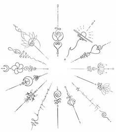 Small tattoos/Unalome tattoos - - tattoo designs ideas männer männer ideen old school quotes sketches