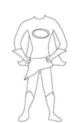 black and white superhero girl - Google Search