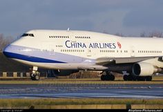 China Airlines Boeing B747